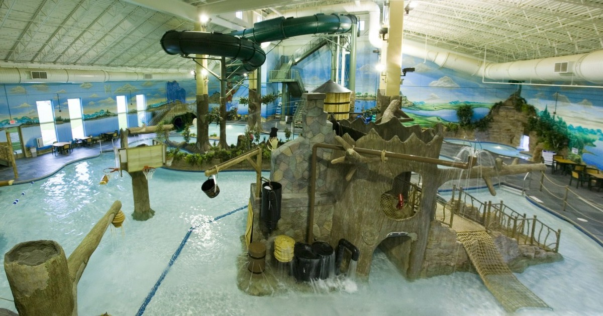 Paul Bunyan Water Park, Baxter