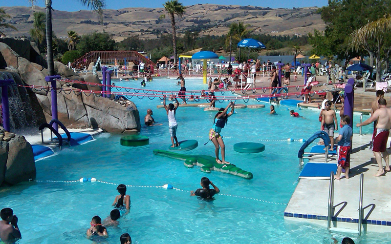 Raging Waters, San Jose