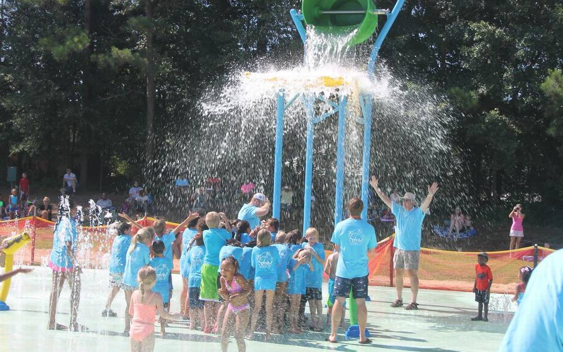 Splash Pad, Fuquay Varina