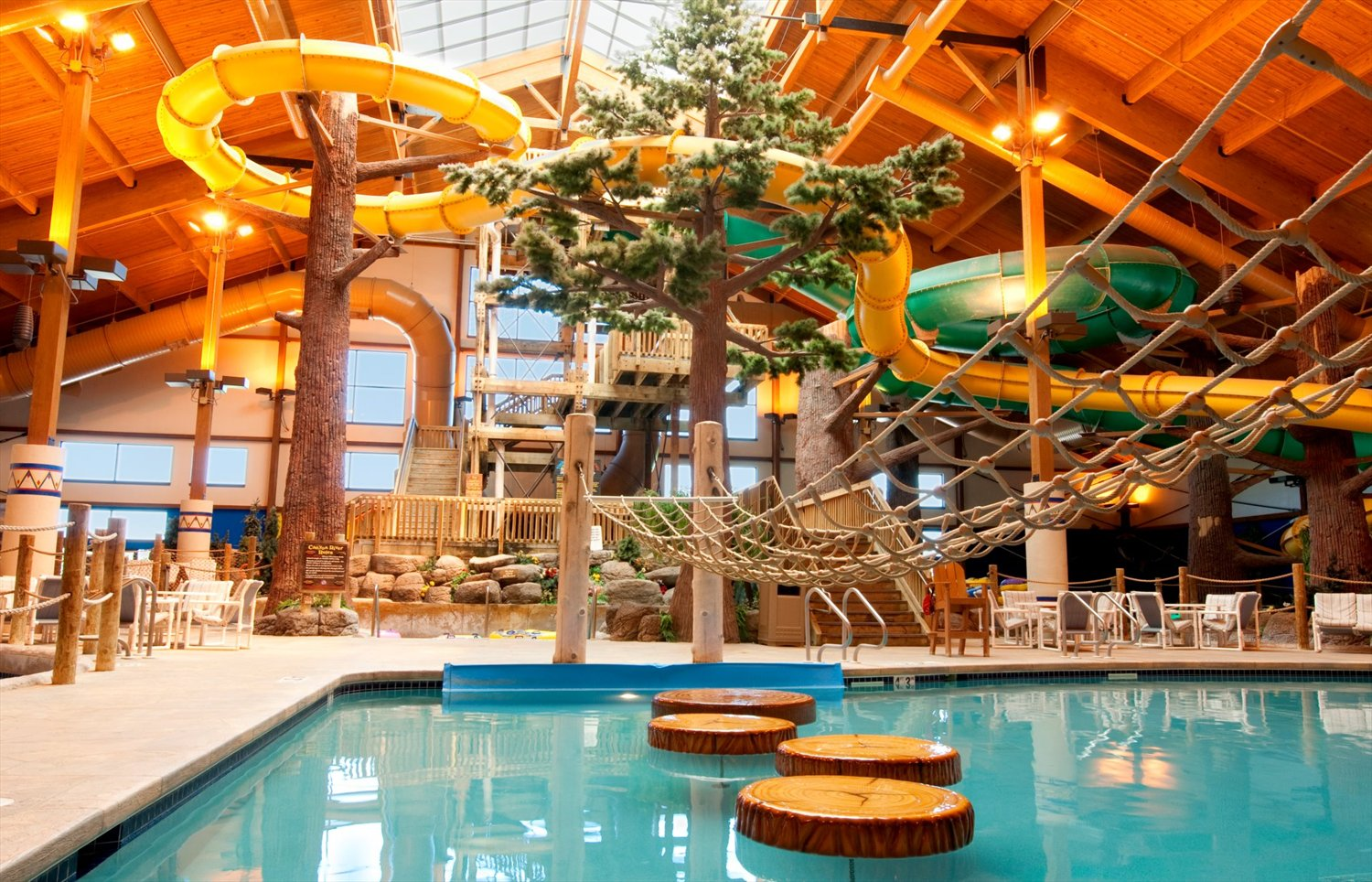 Timber Ridge Lodge & Water Park, Wisconsin