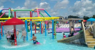 Top 10 Water Parks in North Carolina