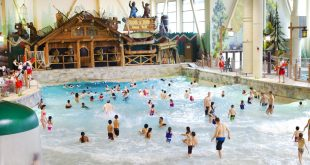 Top 10 Water Parks in Wisconsin