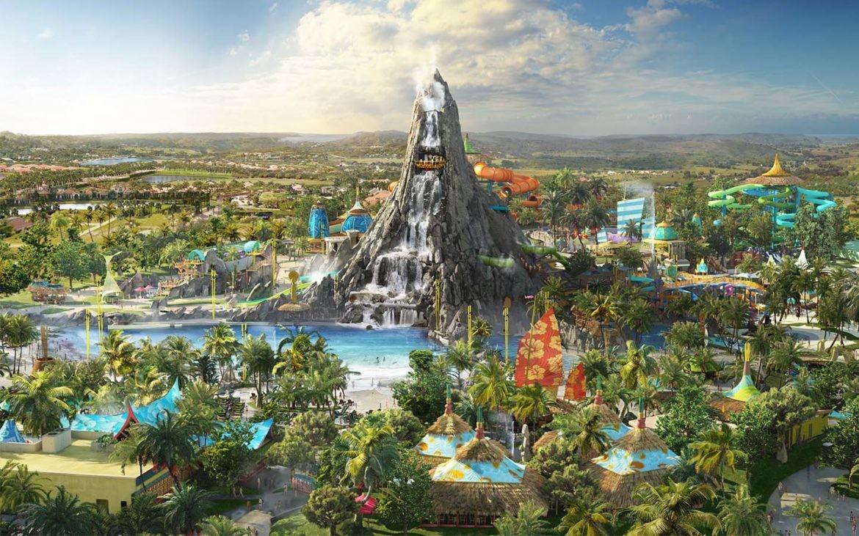 Universal's Volcano Bay, Orlando