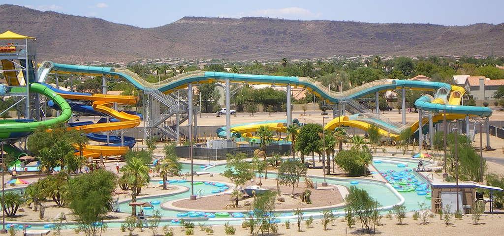 Wet 'n' Wild Phoenix, Glendale