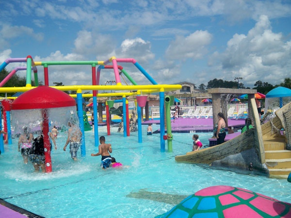 White Lake Water Park, White Lake
