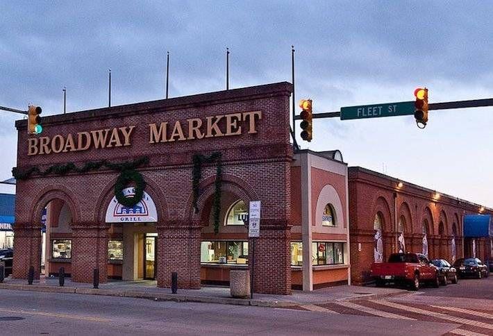 Broadway Market, Baltimore