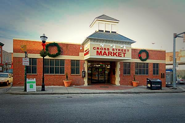Cross Street Market, Baltimore