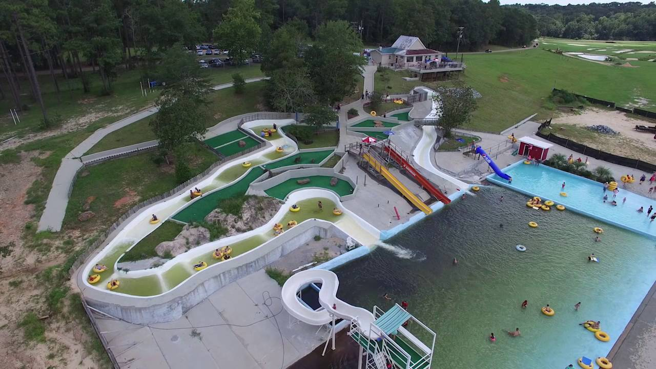 Flint Creek Water Park and Campgrounds, Wiggins