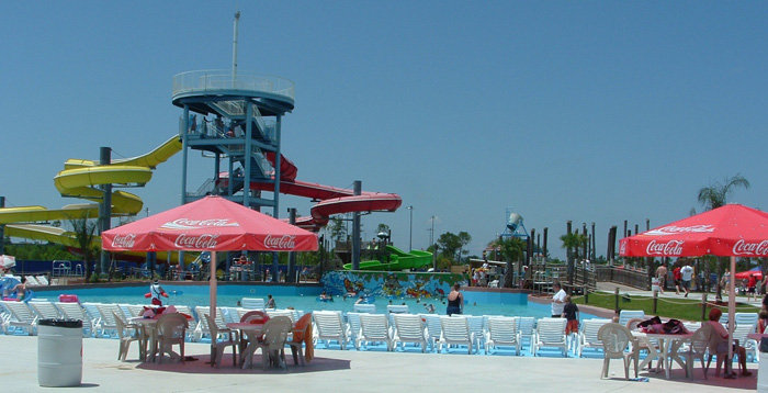Gulf Islands Water Park, Gulfport