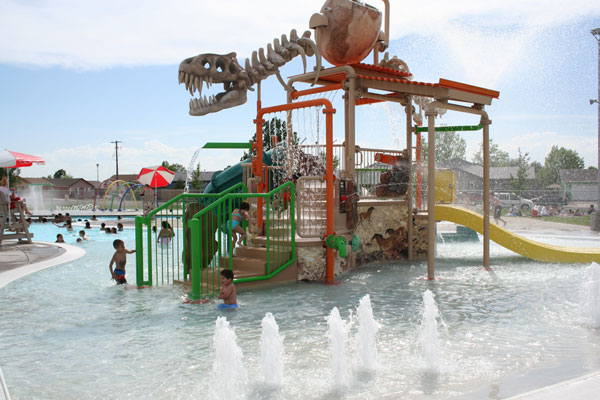 Sunrise Splash Park, Greeley