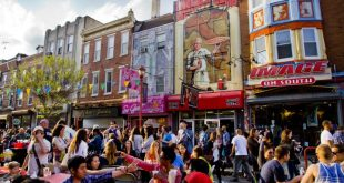 Top 10 Shopping Markets in Philadelphia