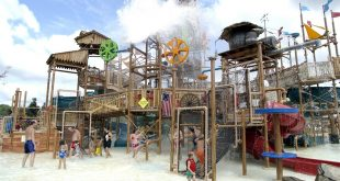 Top 10 Water Parks in Mississippi