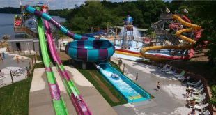 Top 5 Water Parks in Connecticut
