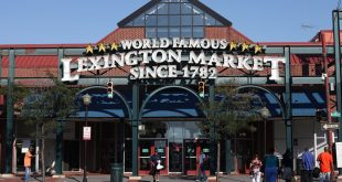 Top 6 Shopping Markets in Baltimore