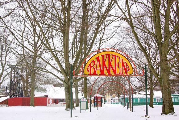 Dyrehavsbakken, Denmark