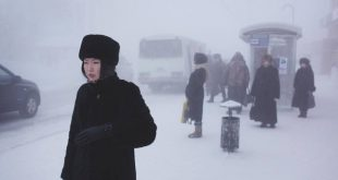 Oymyakon - Coldest Inhabited Place on Earth