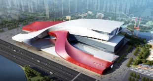 World's largest Indoor Ski Resort - Wanda's Harbin Resort, China