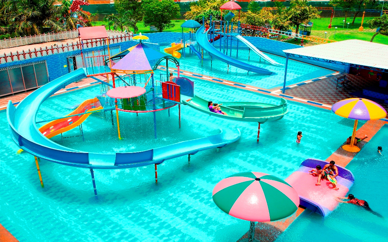 Aapno Ghar Resort Amusement and Water Park, Gurgaon