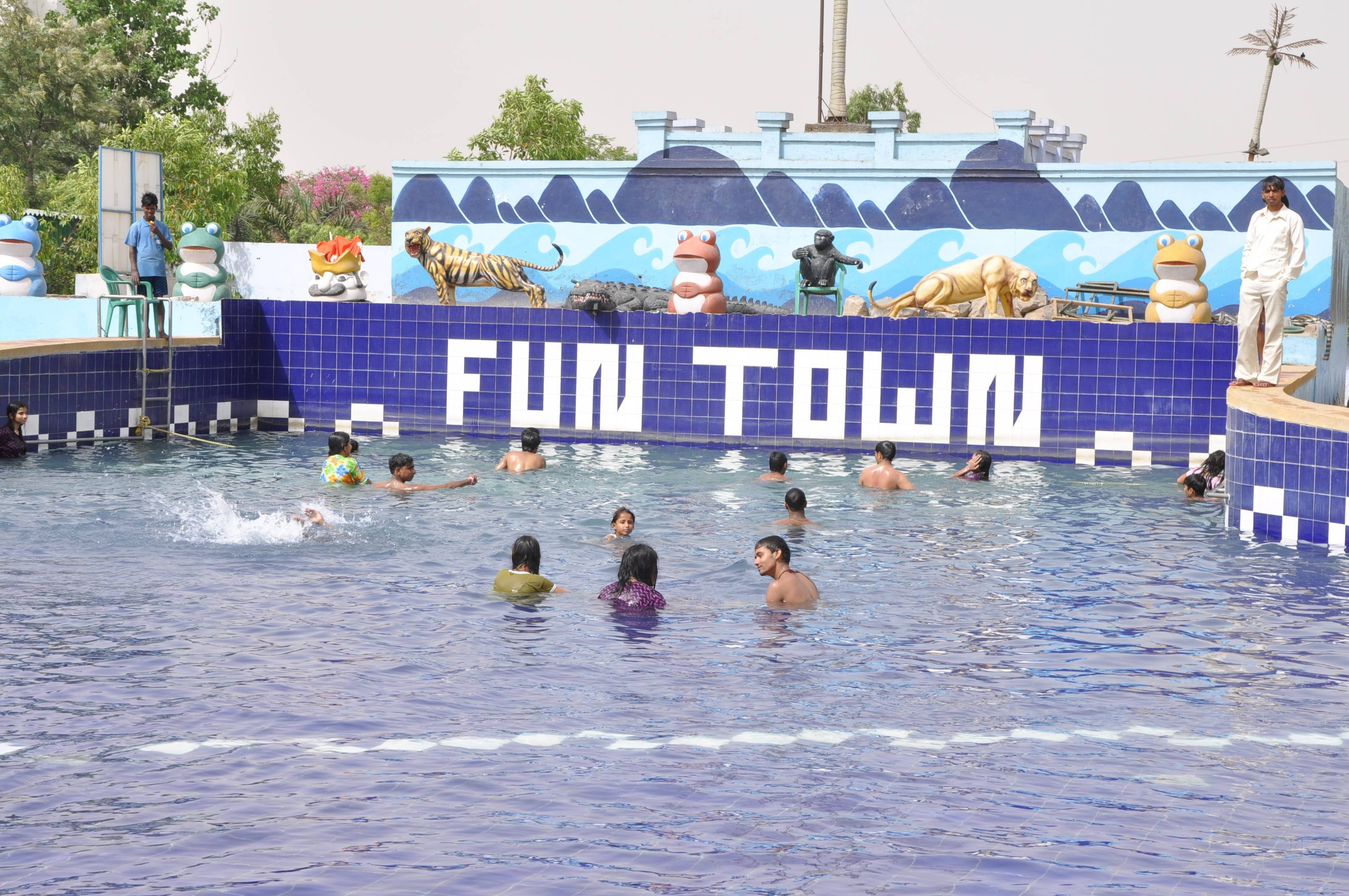 Fun Town Amusement and Water Park, Bahadurgarh