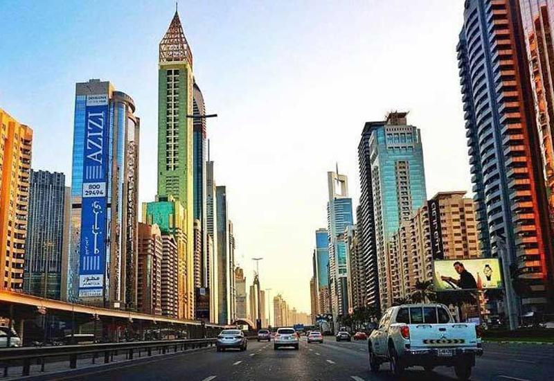 Gevora Hotel, Dubai - World's Tallest Hotel