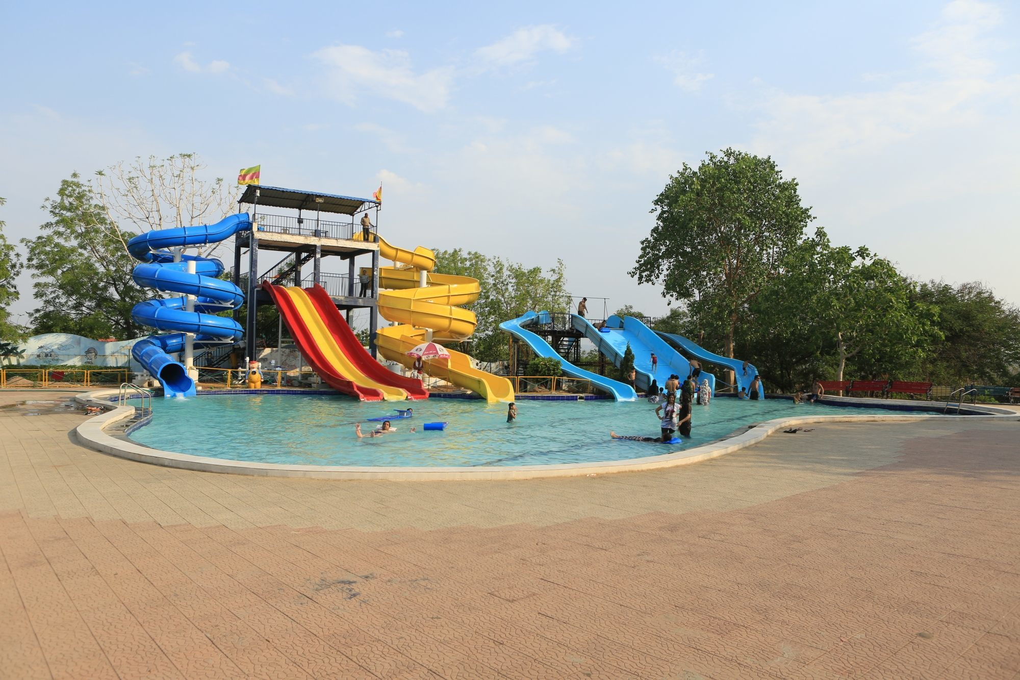 Highland Park, Nagpur