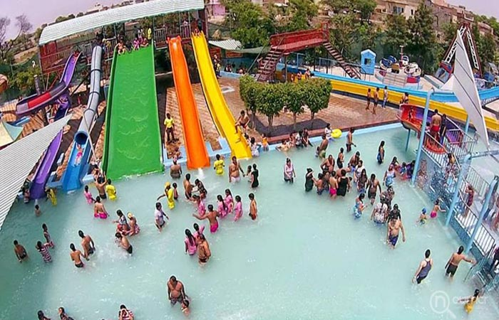 Just Chill Water Park, Delhi