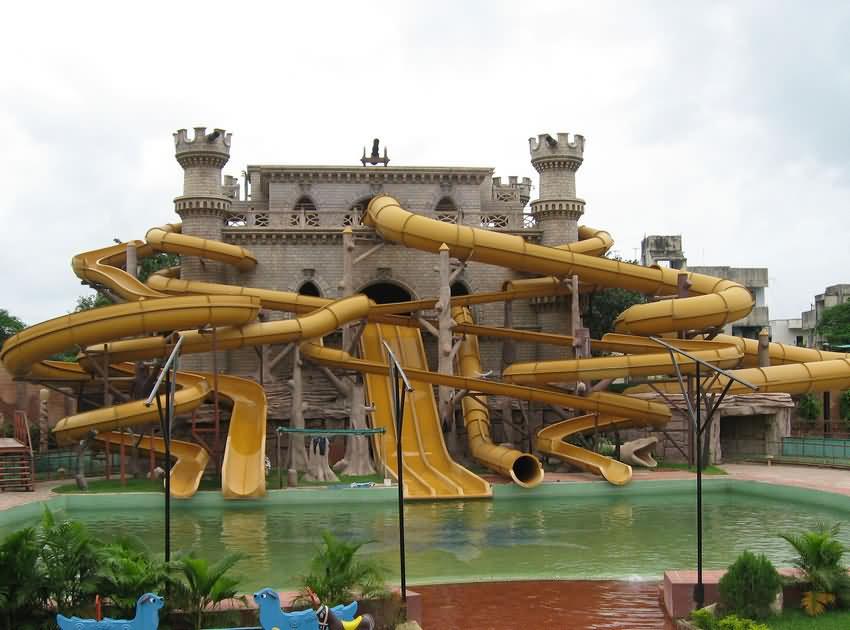 Krazy Castle Aqua Park (Haldiram Water Park), Nagpur