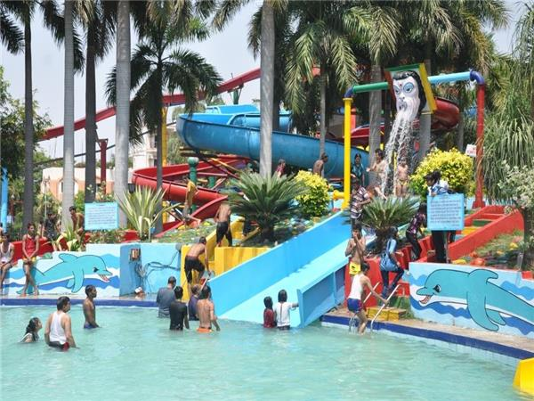 Mayank Blue Water Park, Indore