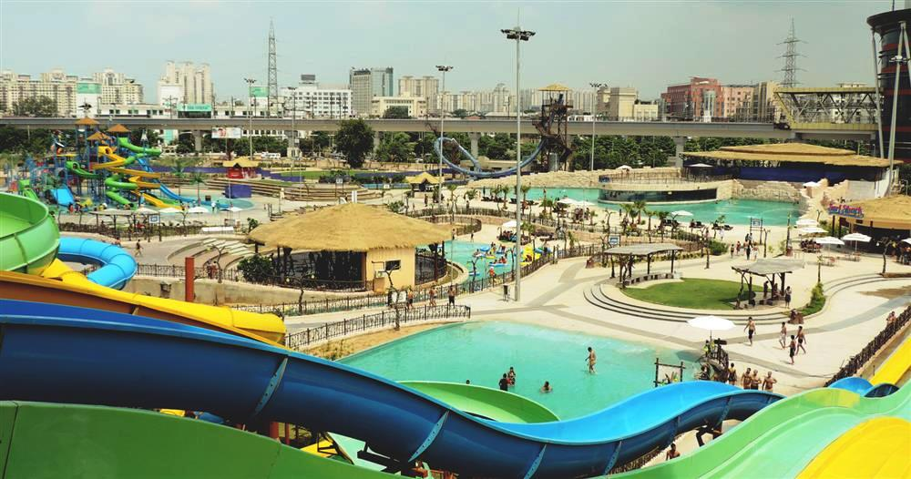 Oyster Beach Water Park, Gurgaon