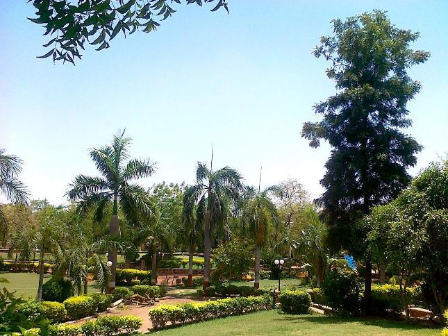 Prahalad Nagar Garden and Amusement Park, Ahmedabad