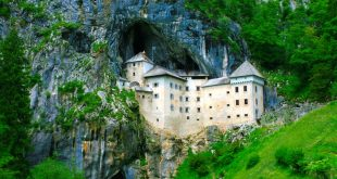 Predjama Castle - The Largest Cave Castle in the World
