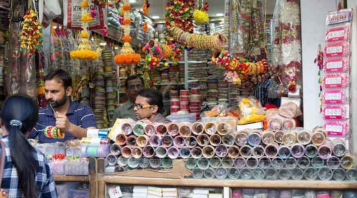 Bhootnath Market, Lucknow