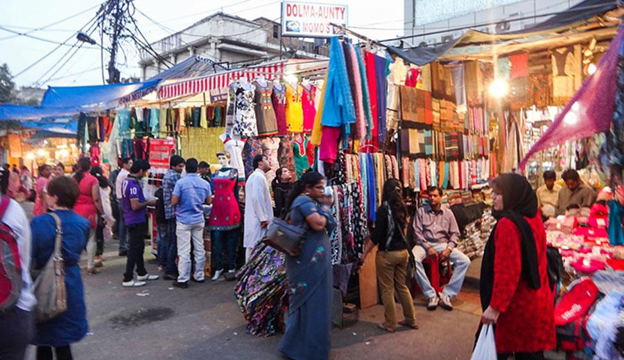 Monastery Market, Delhi