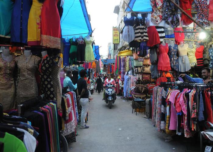 Sadar Bazaar, Nagpur