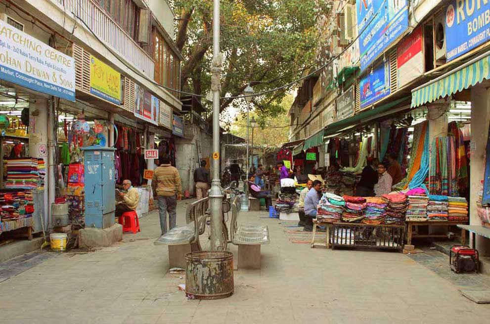 Shankar Market, Delhi