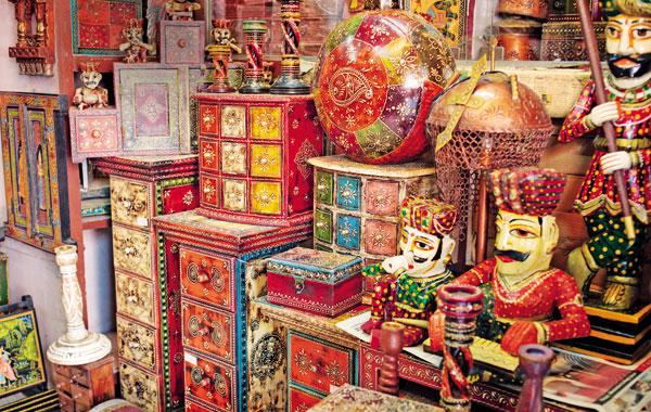 Sireh Deori Bazaar, Jaipur