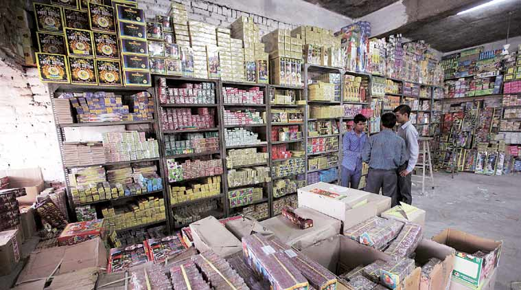 Yahiyaganj Market, Lucknow