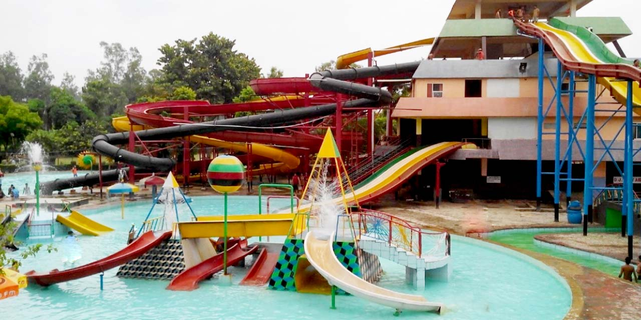 A perfect summer escape - Anandi water park