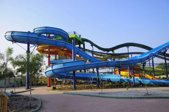 Fun World Amusement Park, Rajkot