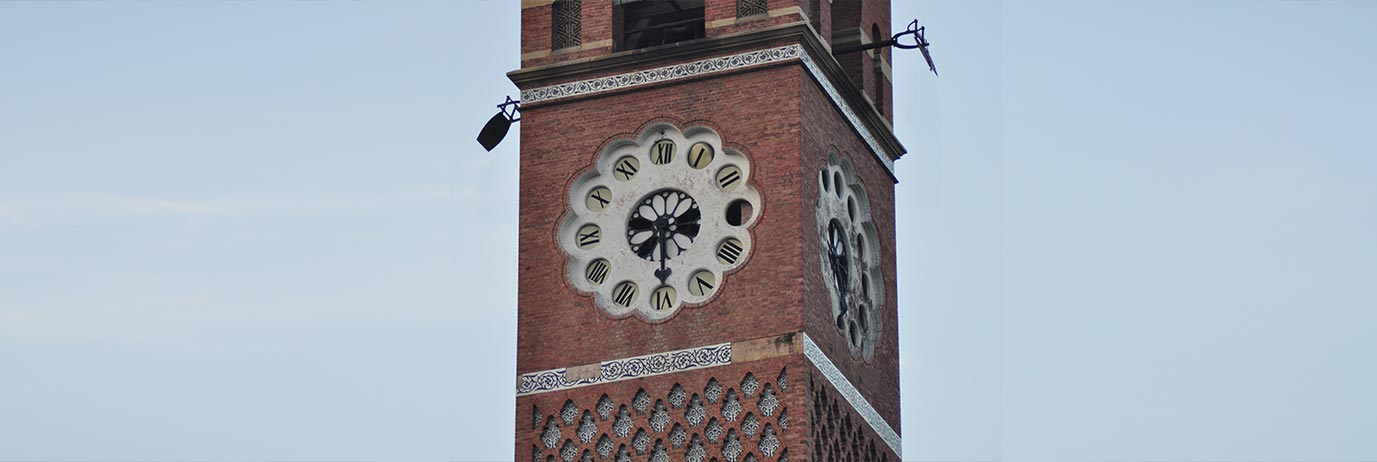 Hussainabad Clock Tower, Lucknow