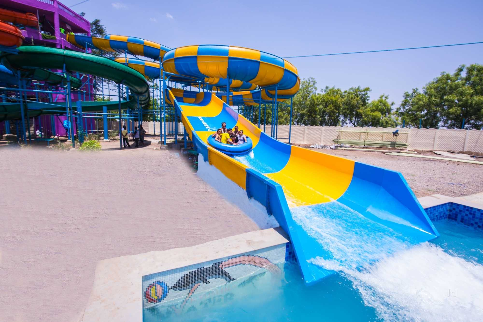 Krishna Water Park & Resort, Rajkot