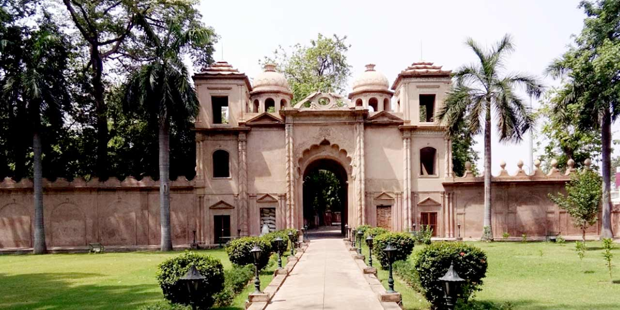 Sikandar Bagh, Lucknow