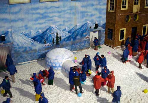Snow World, Hyderabad