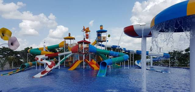 Wild Waters Theme Park, Hyderabad