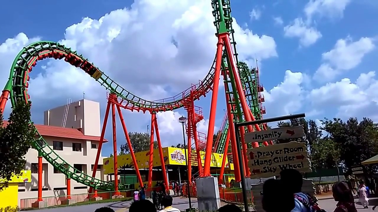Wonderla Amusement and Water Park, Bangalore