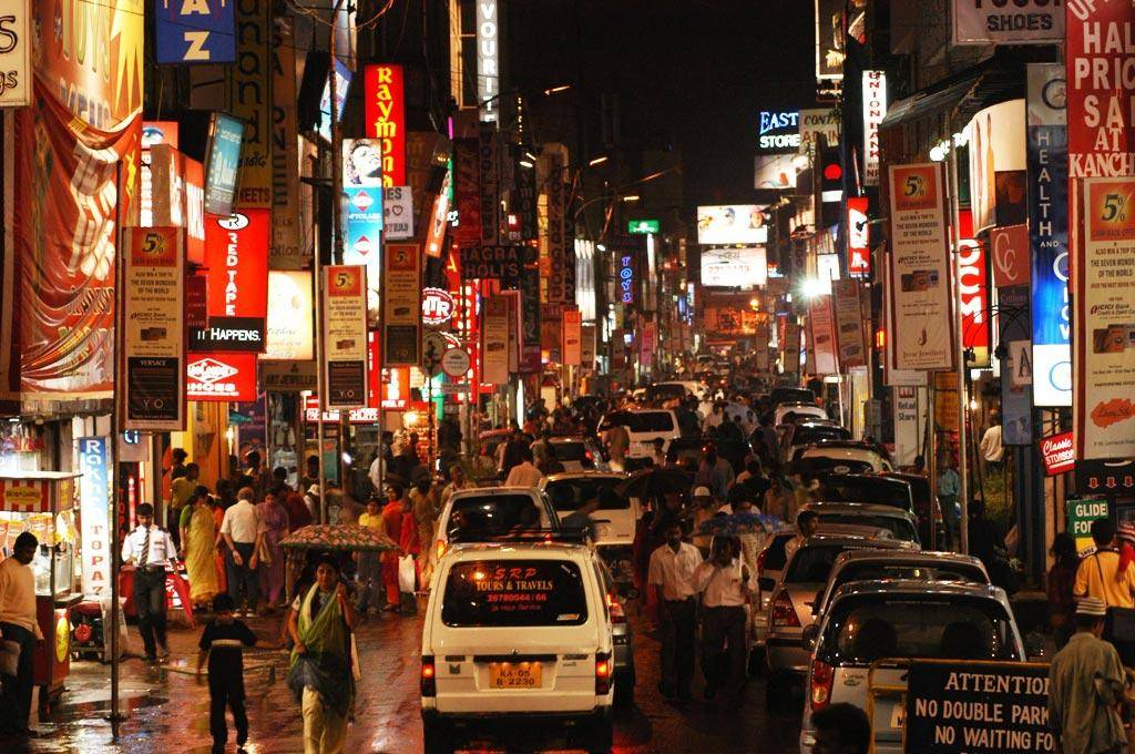 Commercial Street, Bangalore