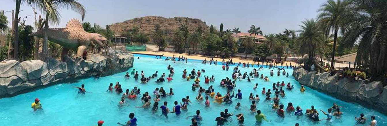 Diamond Water Park, Pune