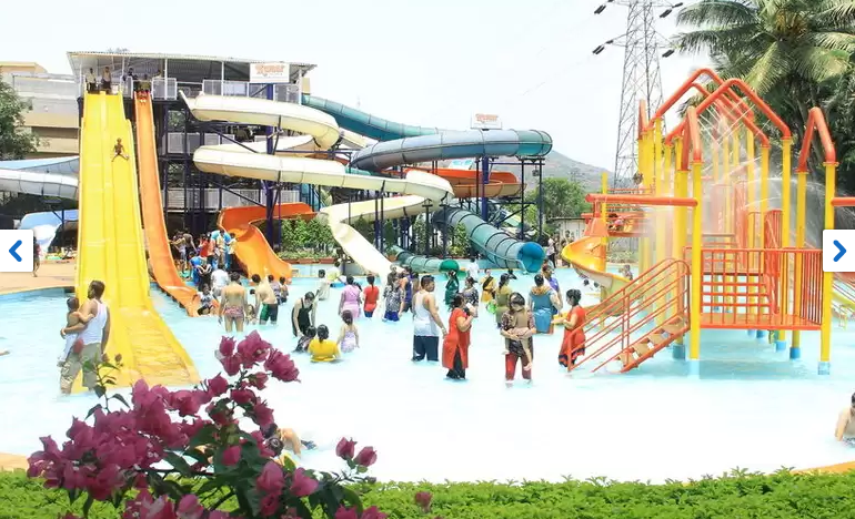 Kumar Resort and Water Park, Lonavala.