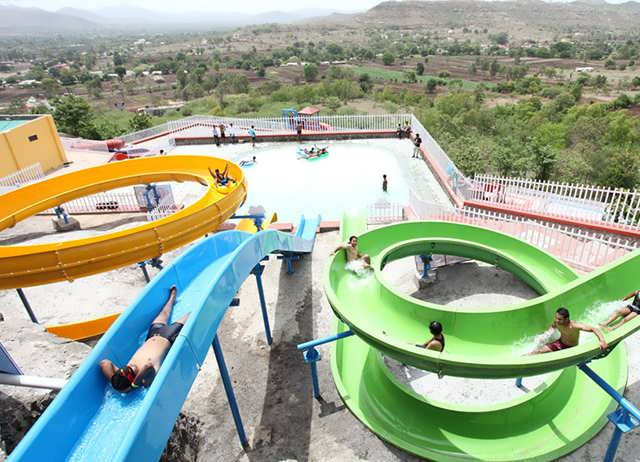Rajgad Water Park, Pune