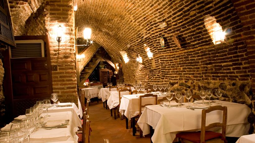 Sobrino de Botin, Madrid- The Oldest Restaurant in the World